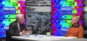 A HETI TV október 4-i reggeli Pirkadat című műsorában vendégem voltDr. Várhalmi Antal Miklós infokommunikációs mérnök, a New York-i Amerikai Magyar Kereskedelmi Kamara tagja. Az infokommunikációról és egy, általa fejlesztett beszédfelismerő rendszerről kérdeztem.
